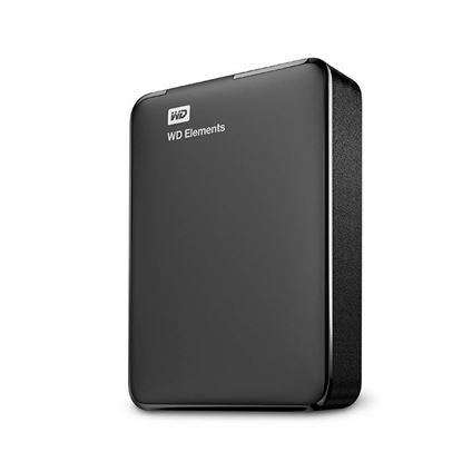 Picture of HARD DISK 2 TB WD ELEMENTS USB 3.0 BLK