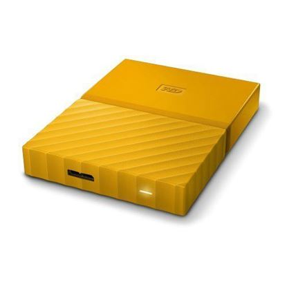 Picture of HARD DISK 1 TB MY PASSPORT ULTRA WD YELLOW