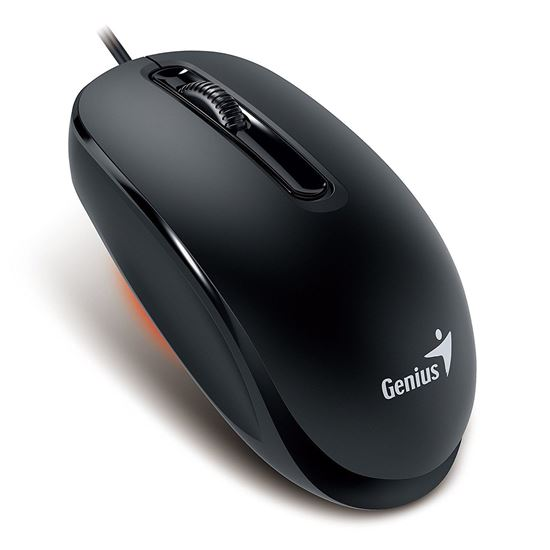 Picture of MOUSE GENIUS DX-130 SMOOTH TOUCH 3 BUTTON