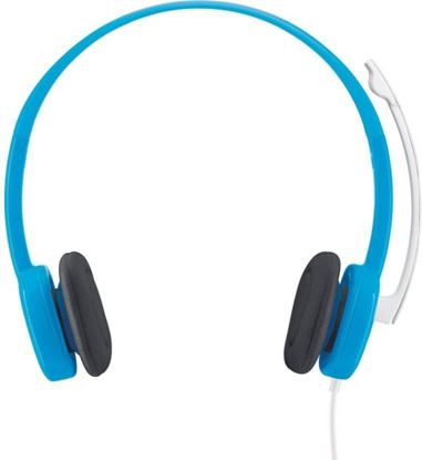 Picture of HEADSET LOGITECH H150 BLUE