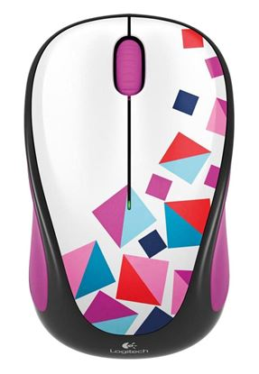 Picture of MOUSE LOGITECH M238 WIRELESS BLOCKS