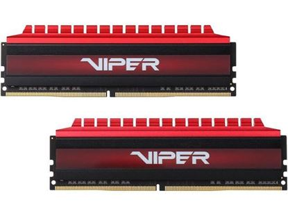 Picture of RAM 16 GB DDR4 UDIMM PATRIOT 2X8GB KIT PC4-27200 3400MHZ VIPER