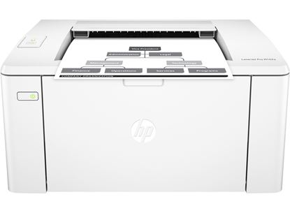 Picture of PRINTER HP 102A LASERJET PRO M102A