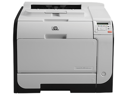Picture of PRINTER HP PRO 400  M451NW COLOR LAZER