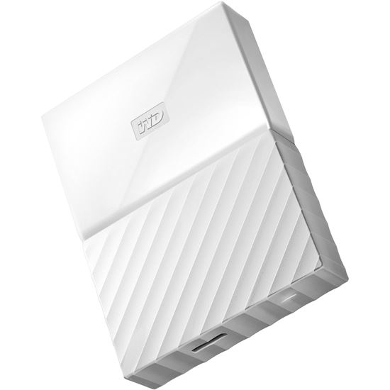 """Picture of HARD DISK 4 TB MY PASSPORT WHITE WD 2.5"""""""