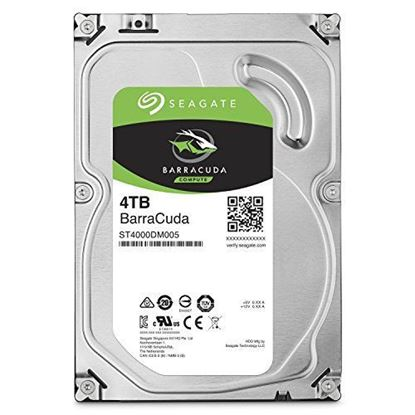 "Picture of HARD DISK 4 TB SATA ST4000DM005 BARRACUDA GUARDIAN 3.5"" SATA SEAGATE"