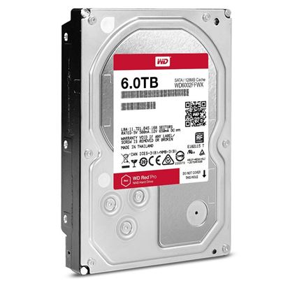 Picture of HARD DISK 6 TB SATA WD 16MB RED