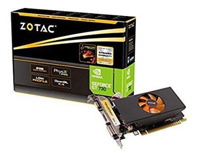 Picture of VGA ZOTAC GT730 4 GB DDR3
