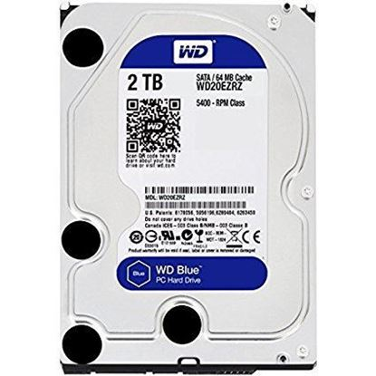 Picture of HARD DISK 2 TB SATA WD 64MB BLUE