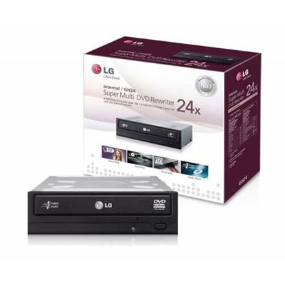 Picture of DVD REWRITER 24X LG SATA