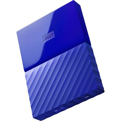 "Picture of HARD DISK 2 TB MY PASSPORT BLUE WD 2.5"" USB 3.0"