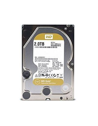 Picture of HARD DISK 2 TB SATA WD GOLD 128MB 6GB