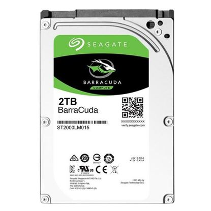 Picture of HARD DISK 2 TB SATA /5900/64MB SATA SEAGATE IRONWOLF