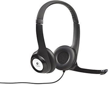 Picture of HEADSET LOGITECH H390 USB