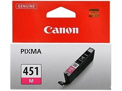 Picture of INK CANON CLI-451 MAGENTA