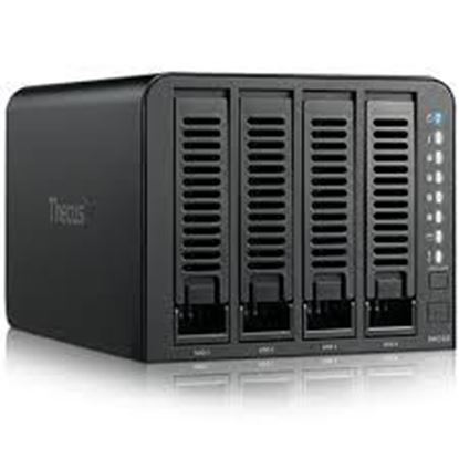 Picture of NAS THECUS  AMCC 1GHZ 4-BAY HOME N4310