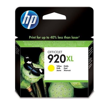 Picture of INK HP 920XL YELLOW CD974AE