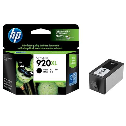 Picture of INK HP 920XL BLACK CD975AE