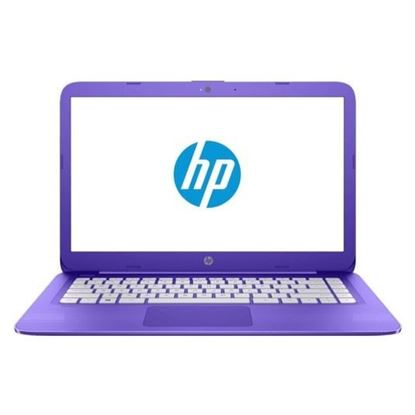 "Picture of LAPTOP HP STREAM 14-AX001NE CELE/2G/32 SSD/WIN10 14""PURPLE OFFC 365"