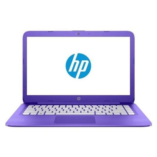 "Picture of LAPTOP HP STREAM 14-AX001NE CELE/2G/32 SSD/WIN10 14""PURPLE OFFC 365"