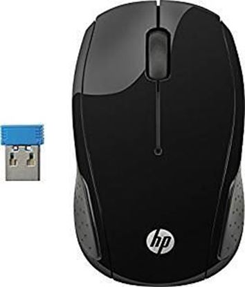 Picture of MOUSE HP WIRELESS 200 RETAIL PACK