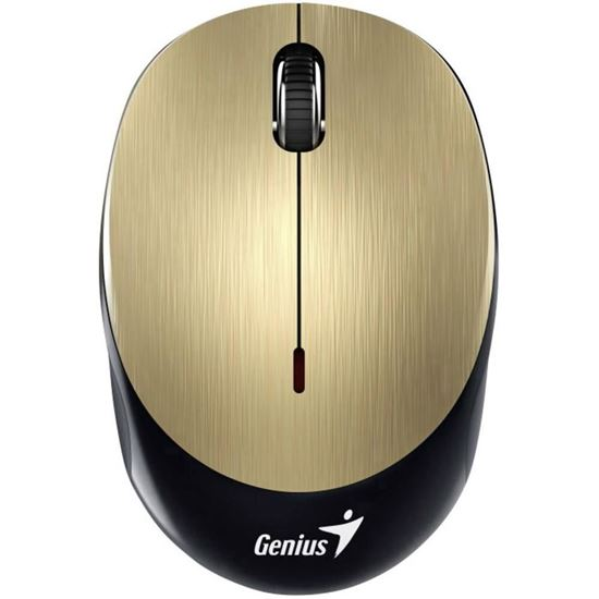 Picture of MOUSE GENIUS NX-9000BT BLUETOOTH GOLD