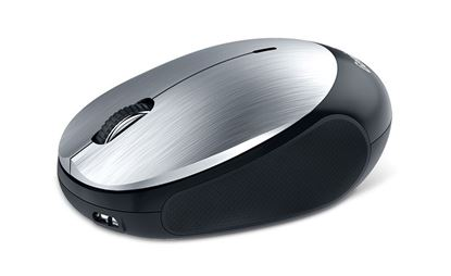 Picture of MOUSE GENIUS NX-9000BT BLUETOOTH SILVER