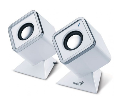 Picture of SPEAKER GENIUS SP-D120 USB WHITE