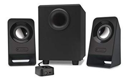 Picture of SPEAKER LOGITECH Z213 WITH SUBWOOFER