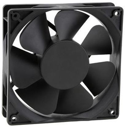 Picture of VCOM COOLING FAN BLACK ALUMINIUM 120*120*38MM