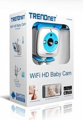 Picture of IP CAM BABY TV-IP745SIC CAMERA HD WIRELESS MONITOR+THERMAL