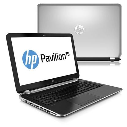 Picture of LAPTOP HP PAVILION 15-N021EE AMD QC/4GB/500GB/15.6/DOS VGA 2GB