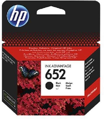 Picture of INK HP 652 BLACK