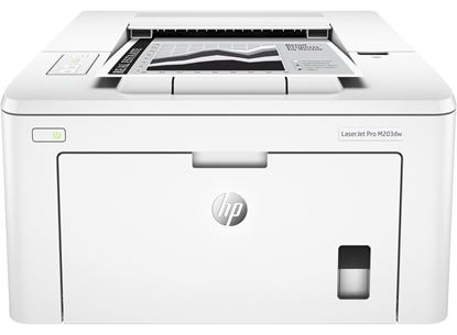 Picture of PRINTER HP M203DW LASERJET BLACK