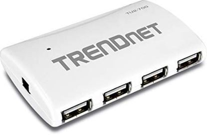 Picture of USB HUB TU2-700 TRENDNET USB2.0 7 PORTS W / POWER