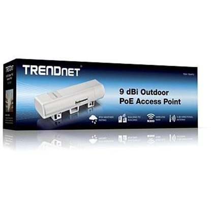 Picture of ACCESS POINT OUTDOOR TEW-730APO POE