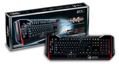 Picture of KB GX GENIUS MANTICORE USB ARA CB  GAMING KEYBOARD WITH BACKLIT SYSTEM