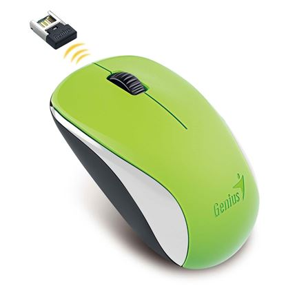 Picture of MOUSE GENIUS NX-7000 BLUEEYE GREEN