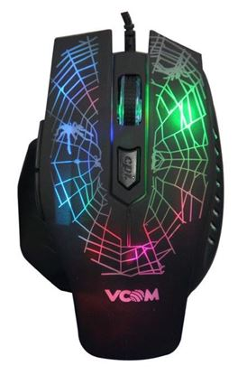 Picture of VCOM GAME MOUSE COLORFUL LED DM418