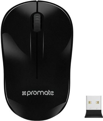 Picture of MOUSE PROMATE CLIX-1 BLACK