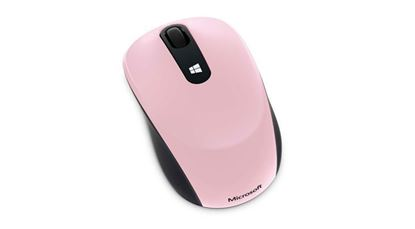 Picture of MOUSE MICROSOFT SCULPT MOBILE PINK
