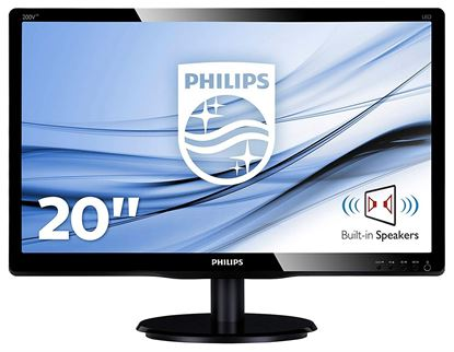 "Picture of SCREEN LED 19.5"" PHILIPS With Speaker 200V4"