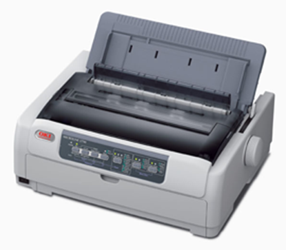Picture of PRINTER OKI ML 5790 DOT MATRIX