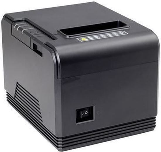 """Picture of PRINTER BIRCH RECEIPT CP-Q3B 3""""THERMAL USB-RS232-LAN+ETHERNET + U&R CABLE 260MM/SEC"""