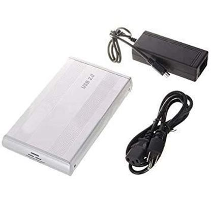 "Picture of ENCLOSURE 3.5"" IDE USB 2.0 HDD EXTERNAL"