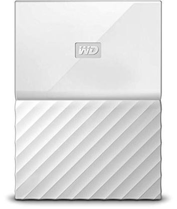Picture of HARD DISK 2 TB WD MY PASSPORT WHITE THIN USB 3.0
