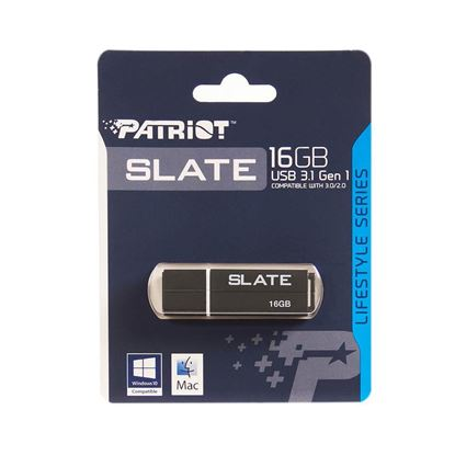 Picture of USB FLASH 16GB PATRIOT LS SLATE USB 3.1