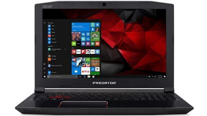 "Picture of LAPTOP ACER PREDATOR HELIOS 315 I7-8750H/16GBDDR4/256GB/2TB/VGA GEFORE GTX1060 6GB/15.6""/WIN10"