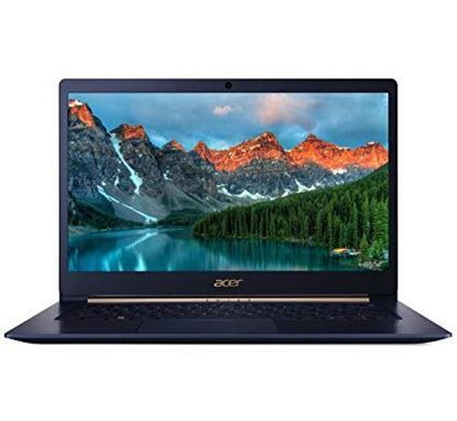 "Picture of LAPTOP ACER SWIFT 5 I7-8550U/16GB/512GB HDD/WIN10 HOME/14"" FHD IPS MULTITOUCH/BLUE"