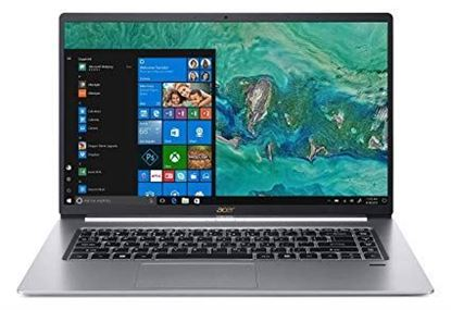 """Picture of LAPTOP ACER SWIFT 5 I7-8565U/16GB DDR4/512GB/WIN 10 HOME/14""""FHD IPS MULTITOUCH/GREY"""